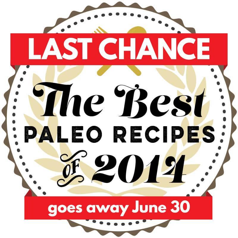 Best of Paleo Sale