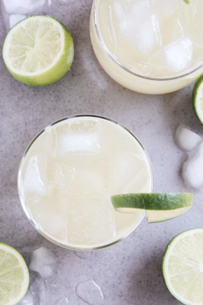 Ginger Lime Margaritas: Jessi's Kitchen
