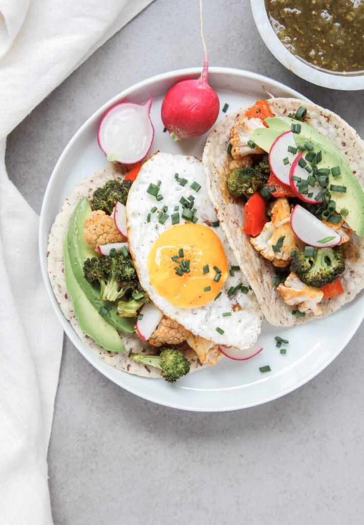 Seasonal Breakfast Tacos: Jessi's Kitchen