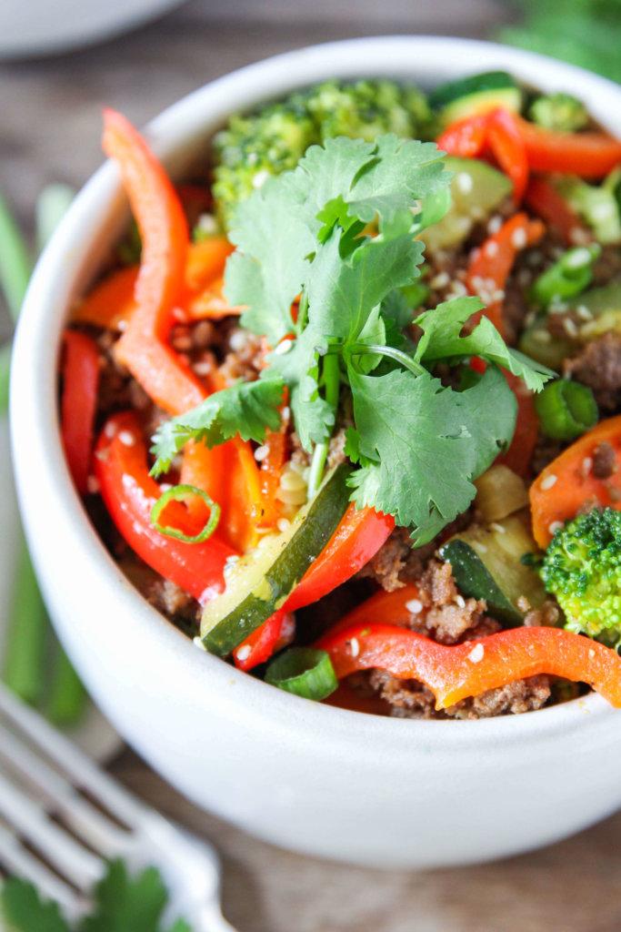 Easy Beef Stir-fry: Jessi's Kitchen
