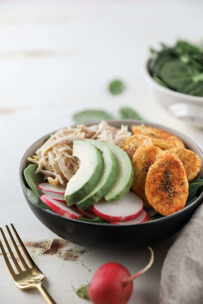 Chicken and Plantain Breakfast Bowls: Jessi's Kitchen