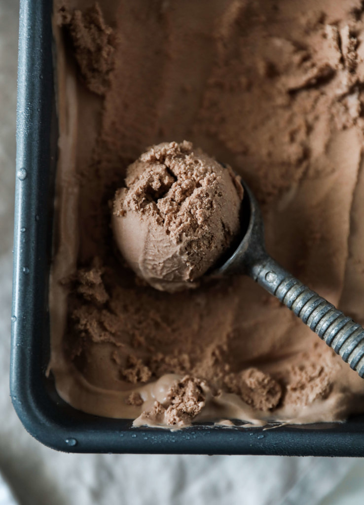 Chocolate Protein Ice Cream: Jessi's Kitchen