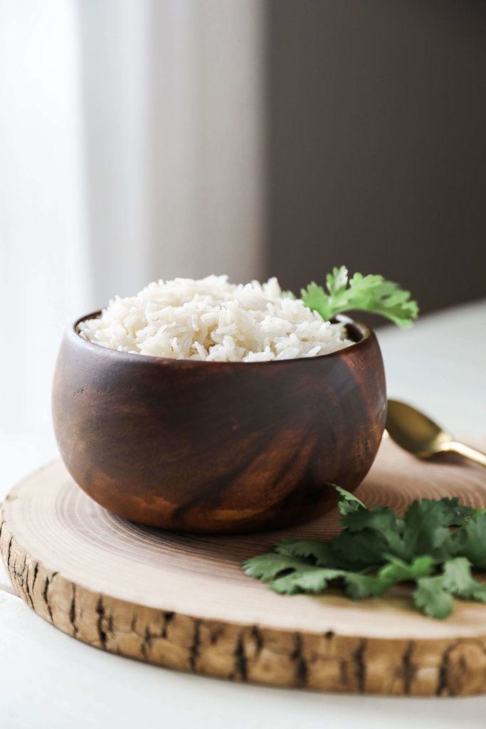 How to Make Instant Pot Coconut Rice: Jessi's Kitchen