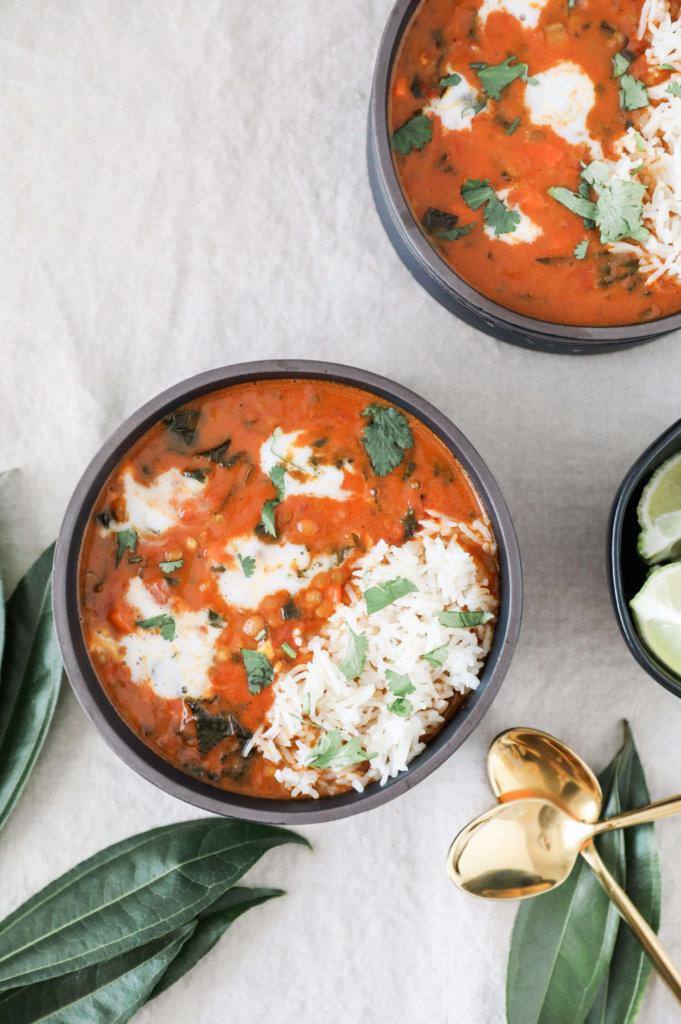 Vegan Curried Lenti Kalel Stew: Jessi's Kitchen