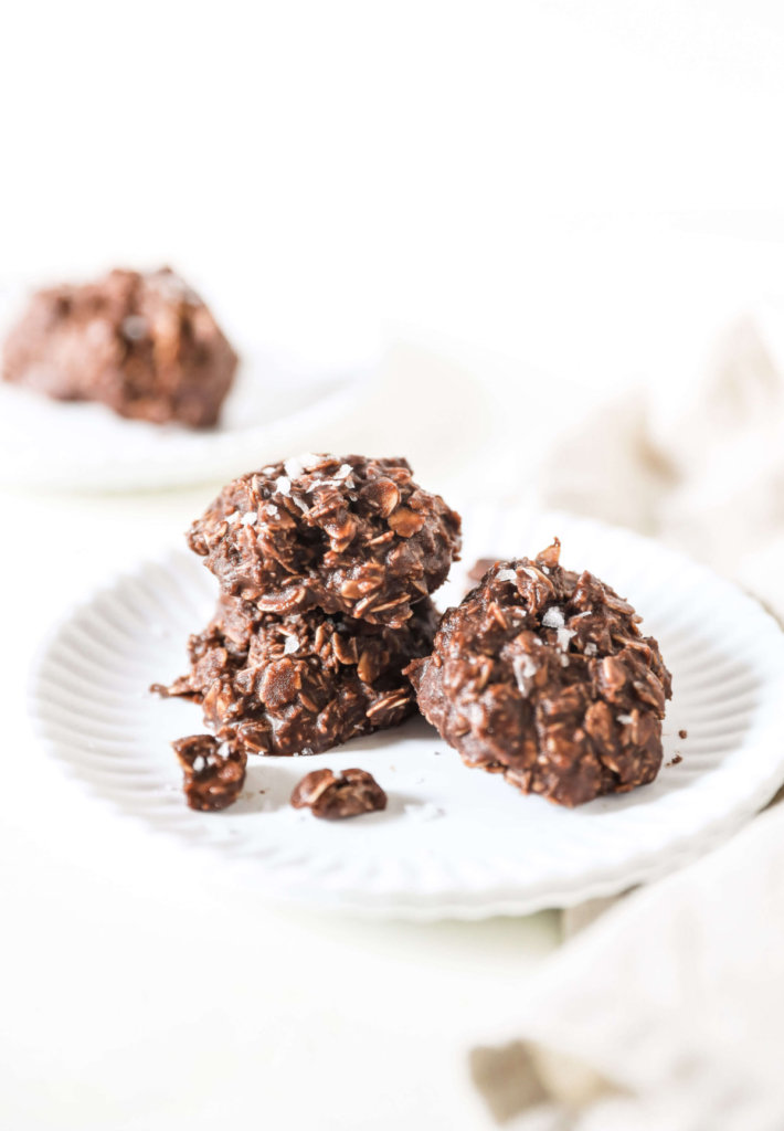 Gluten-free Tahini No-Bake Cookies: Jessi's Kitchen