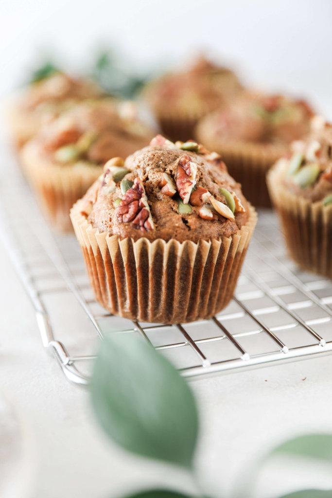 Gluten-free Butternut Squash Muffins: Jessi's Kitchen