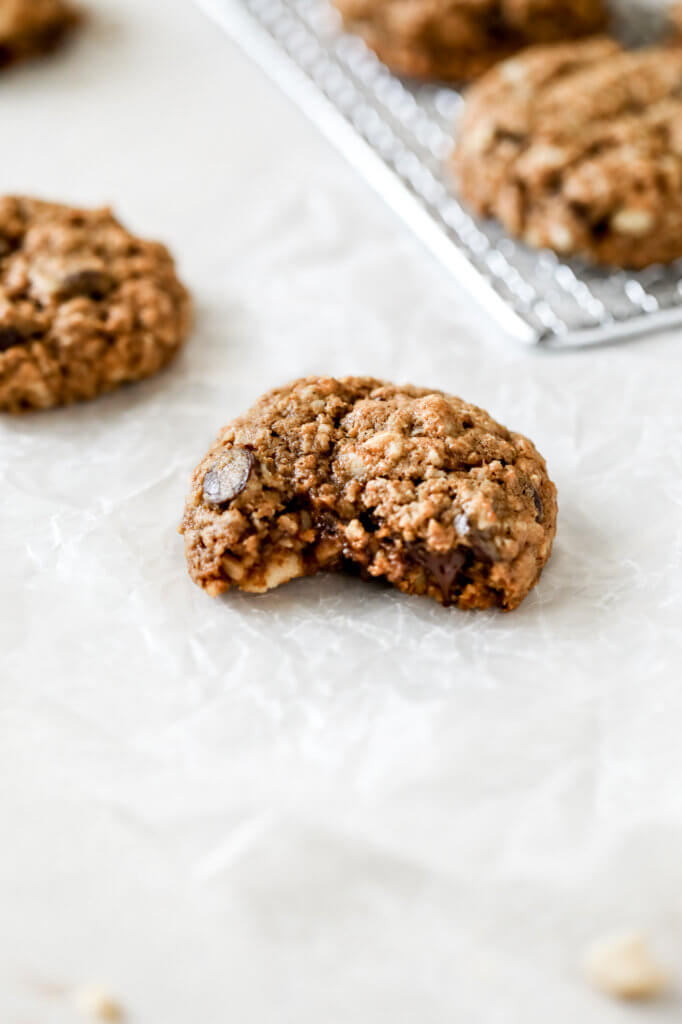 Hazelnut Chocolate Cookies: Jessi's Kitchen